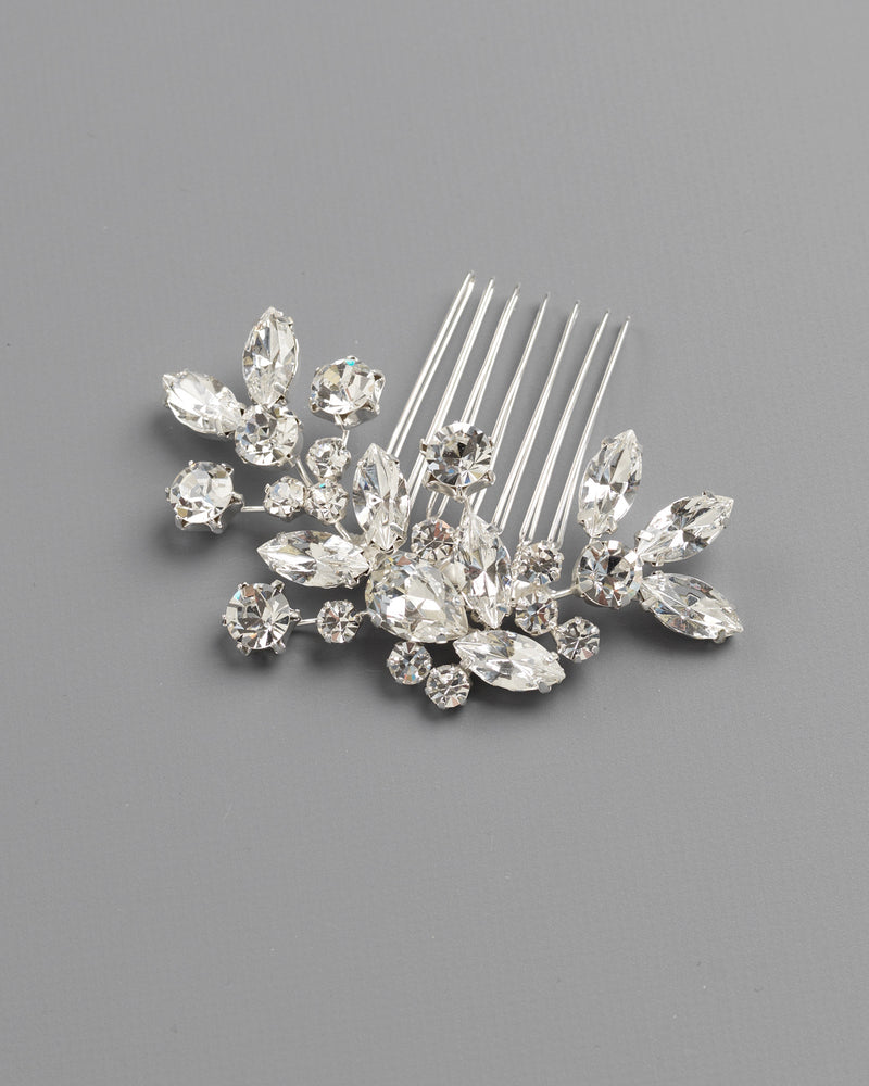 Rhinestone Wedding Comb