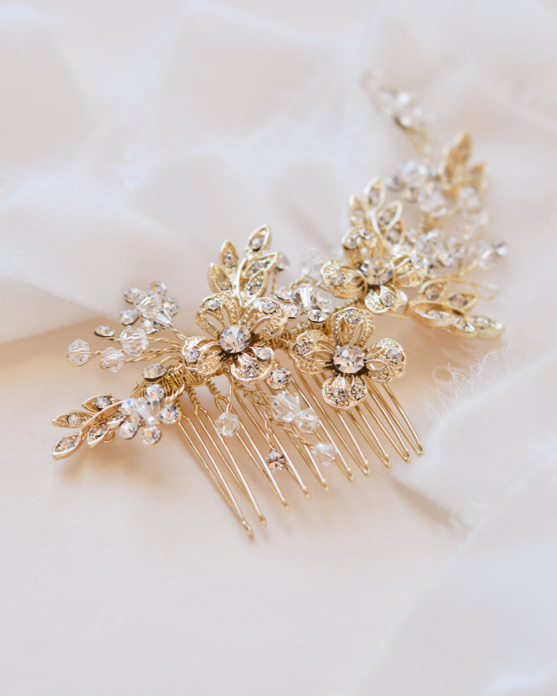 686c86f2b Bridal Side Combs - Shop Wedding Headpieces | USABride