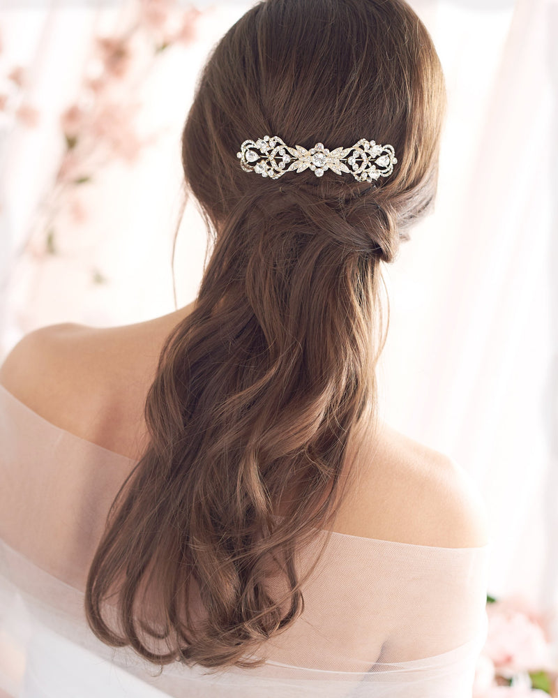Wedding Comb Rhinestone