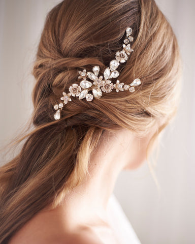 Kaia Crystal Hair Pin