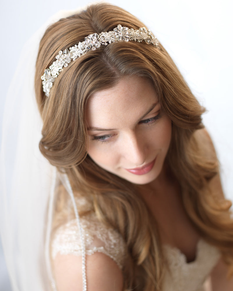 Swarovski Wedding Headband
