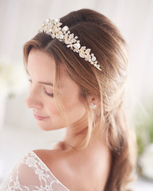 Bridal Wedding Hair Accesory