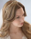 Gold Wedding Hair Accessories