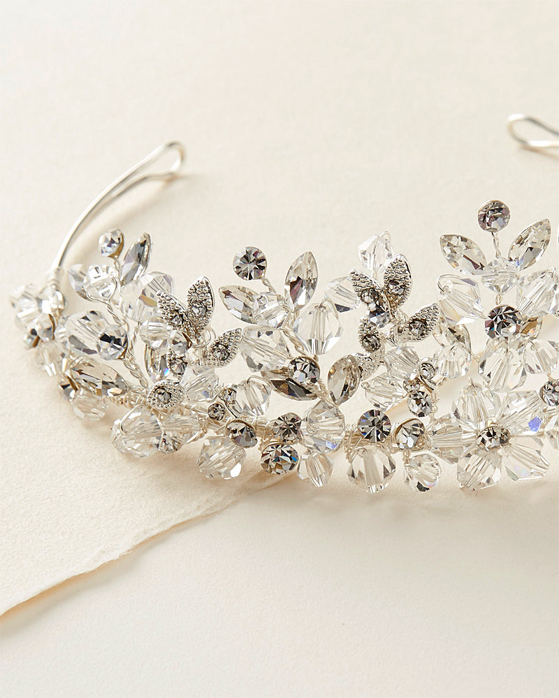 Swarovski Bridal Crown