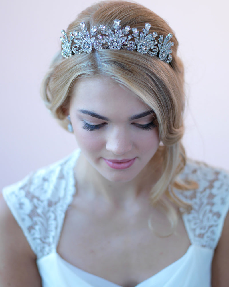 Vintage Wedding Crown