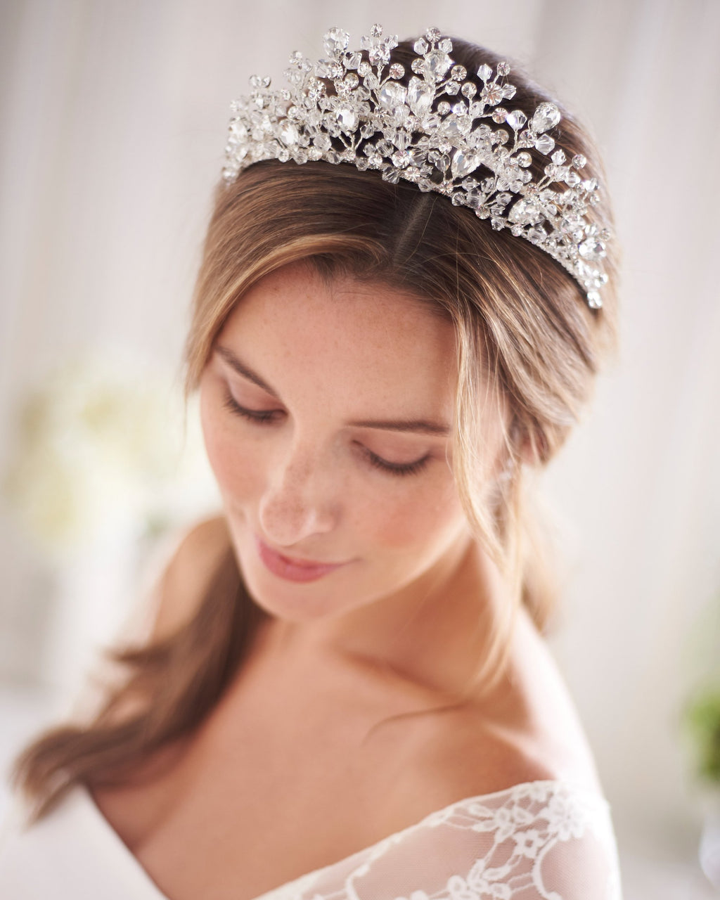 Wedding Crystal Crown