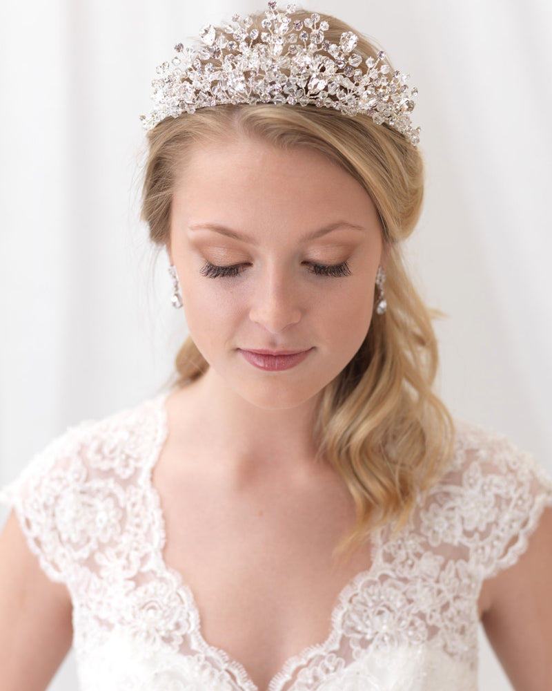 Swarovski Crystal Wedding Tiara