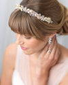 Gold Wedding Hair Piece