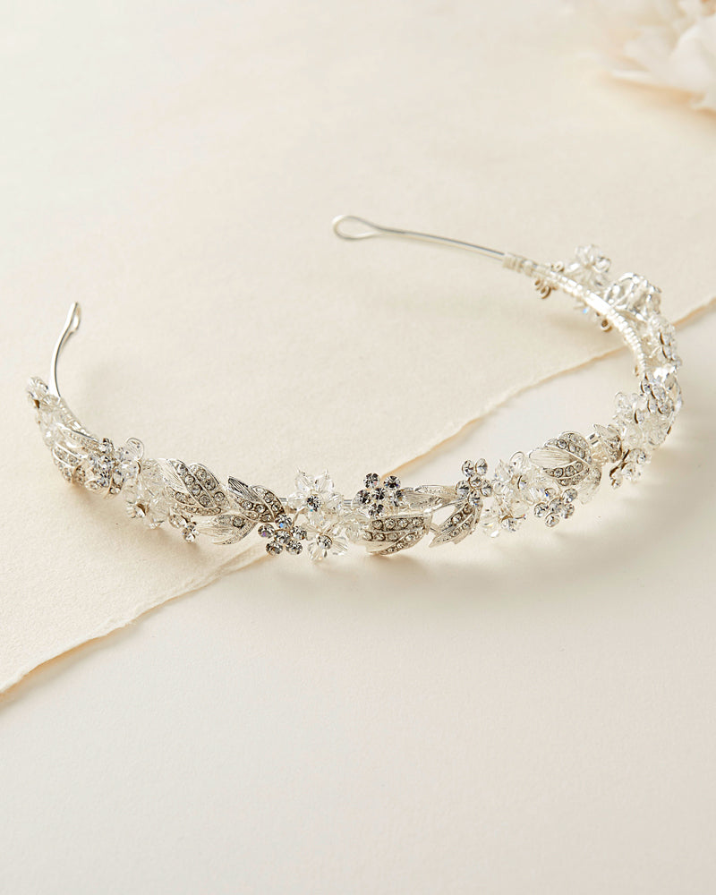 Swarovski Bridal Headband