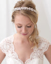 Garden Princess Floral & Leaf Headband