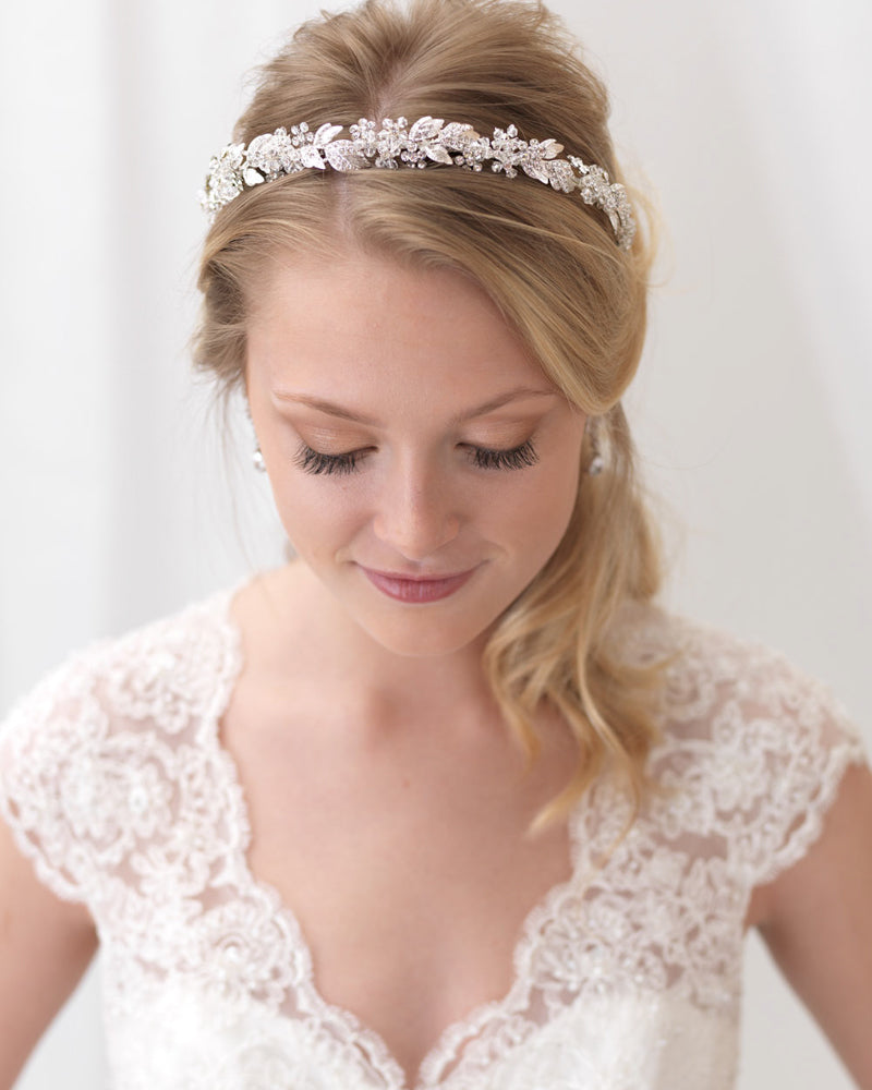 Crystal Wedding Headband
