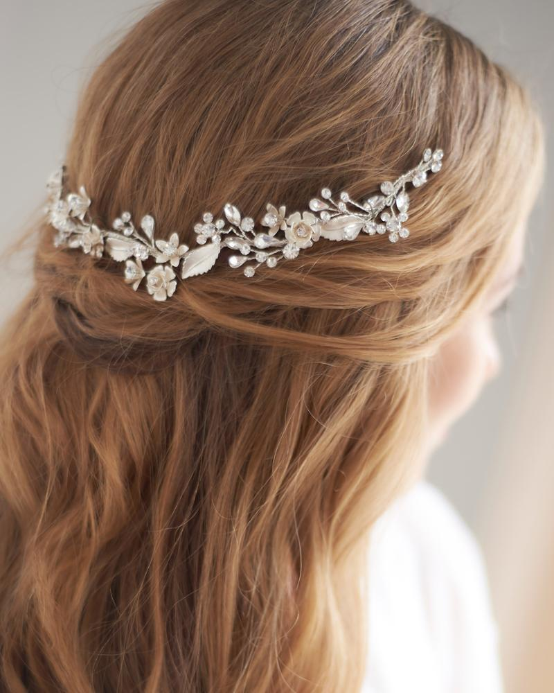 Bridal Headpiece Wedding Accessory