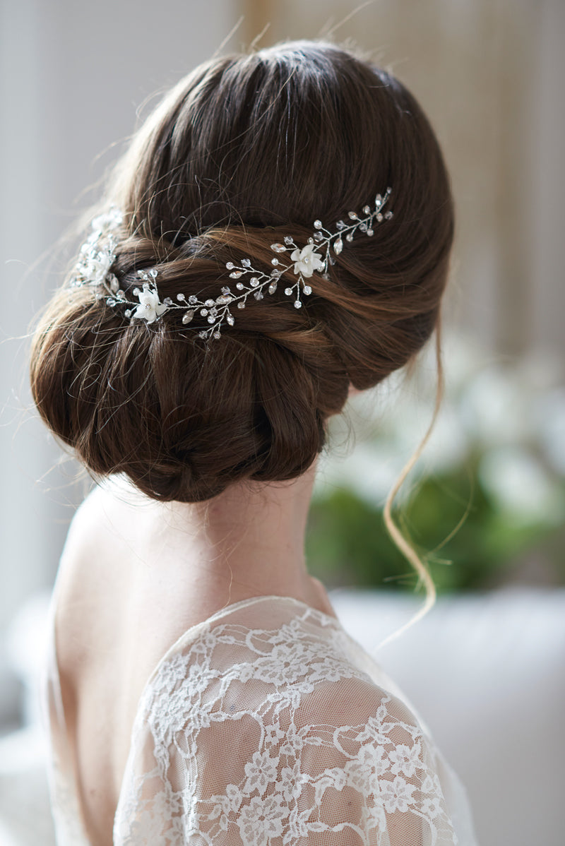 Crystal Wedding Headpiece