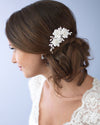Flower Wedding Hair Pin