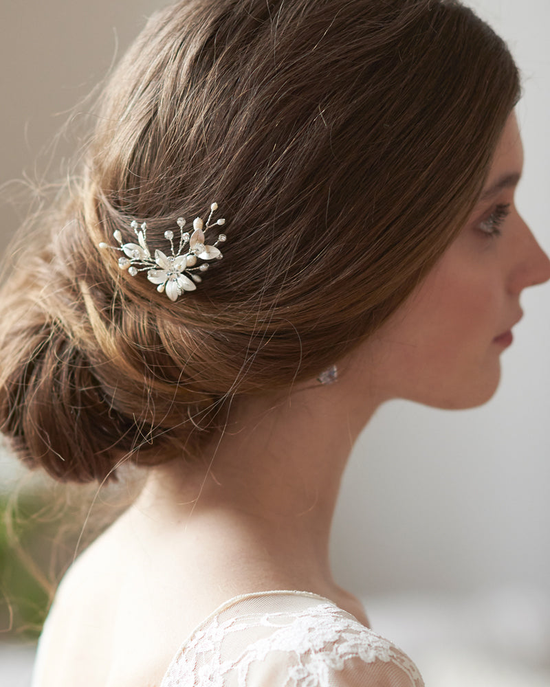 Antonia Leaf Hair Pin