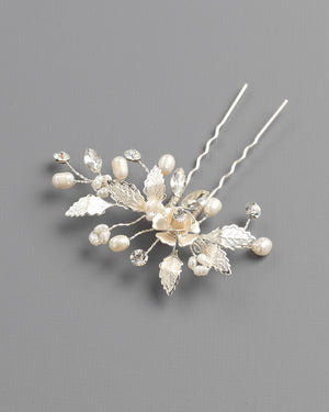 Pearl Wedding Hair Pin