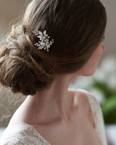 Savannah Floral Hair Pin