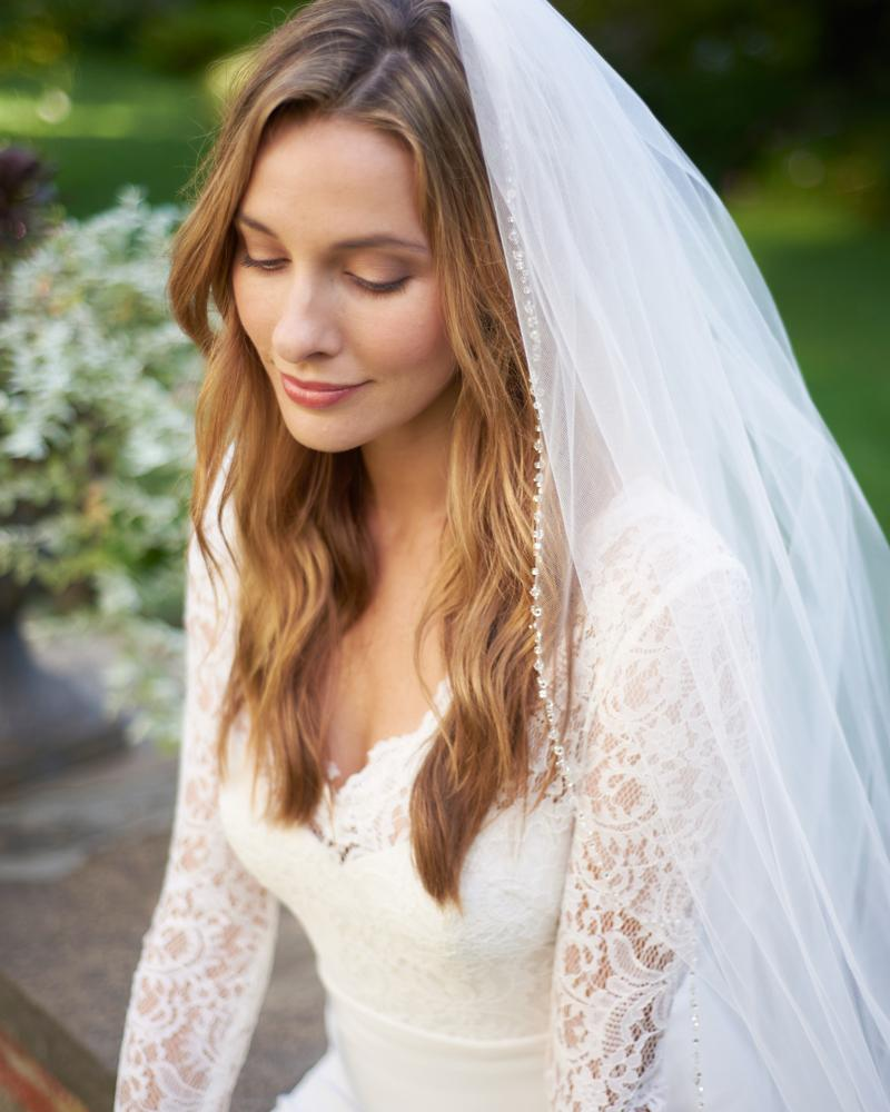 Wedding Veil Cathedral Length