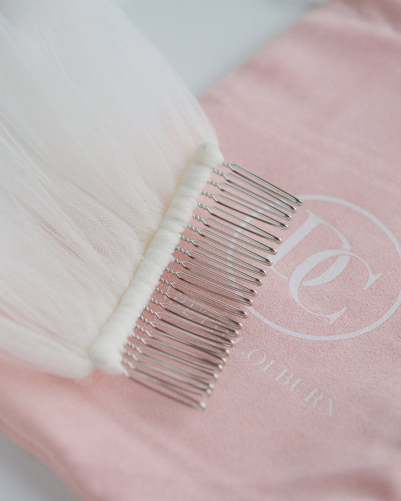 wedding Veil comb