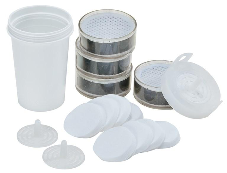 ACE BIO 1 LT - replacement filter set