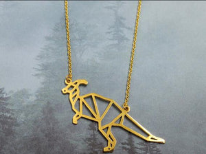 Cute Dinosaur Necklace Female and Male Gift Jewelry Necklace--12pcs/Lot(6 Colors Free Choice)