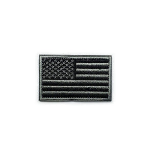 6 Styles American Flag Badges Embroidered Flag Patch Patriotic Army Patches Military Patch