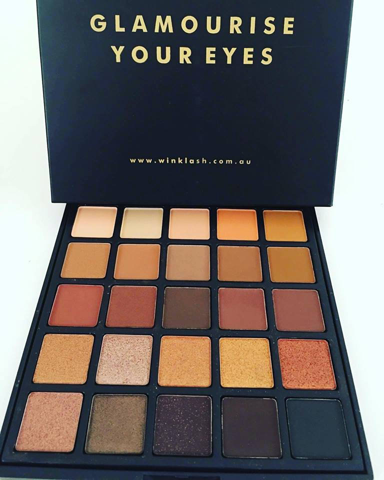 GOLD RUSH PALETTE - ON SALE UNTIL STOCK LASTS