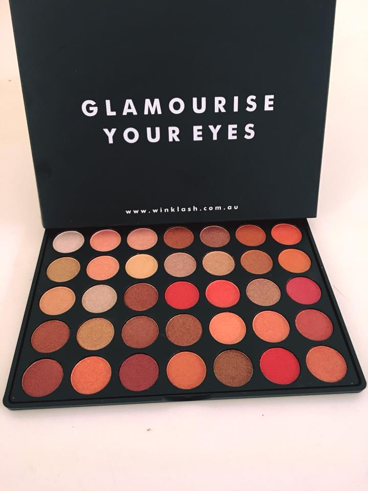 SAFARI SUNSET PALETTE- now SOLD OUT !