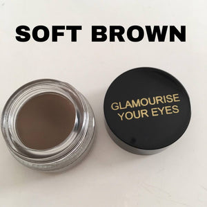 SOFT BROWN BROW POMADE