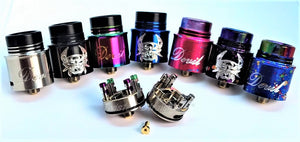 Ambitionz Vaper DEVIL RDA Review and Build