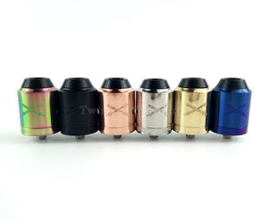 Culverin Identical 1:1 Style 25mm Hybrid RDA Perfect For Broadside / Admiral Simply Beautiful!