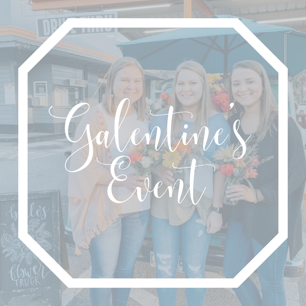 GALENTINE'S - Ladies Night Out