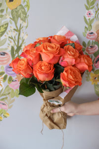 Dozen Roses - color will vary!!