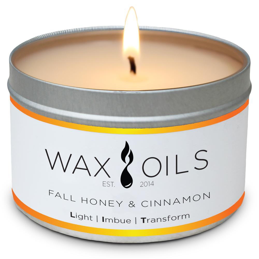 Fall Honey & Cinnamon (8 oz)