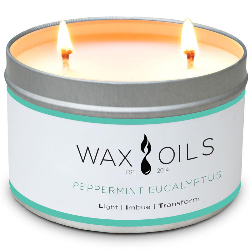 Peppermint Eucalyptus (16 oz)