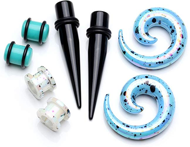 Gauge Earrings - Plugs/Tapers/Tunnels