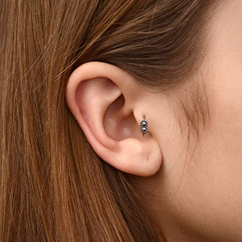 Tragus Piercing Jewelry Collections Rebel Bod