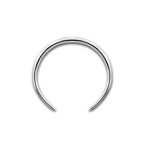 Basic Steel Pincher Septum Ring -