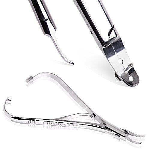 Dermal Anchor & Labret Post Holding Pliers