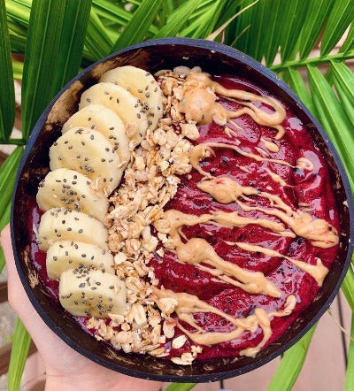 Coconut Bowl Smoothie Bowl
