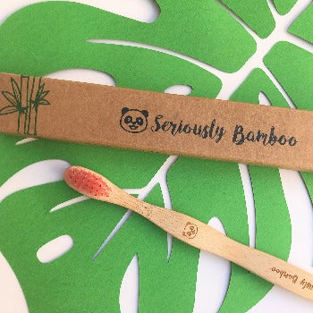 Bamboo Toothbrush Seriously Bamboo