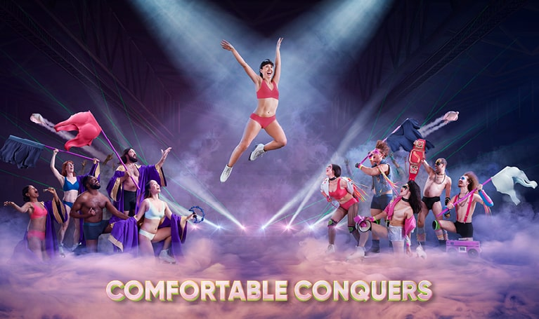 Comfortable Conquers