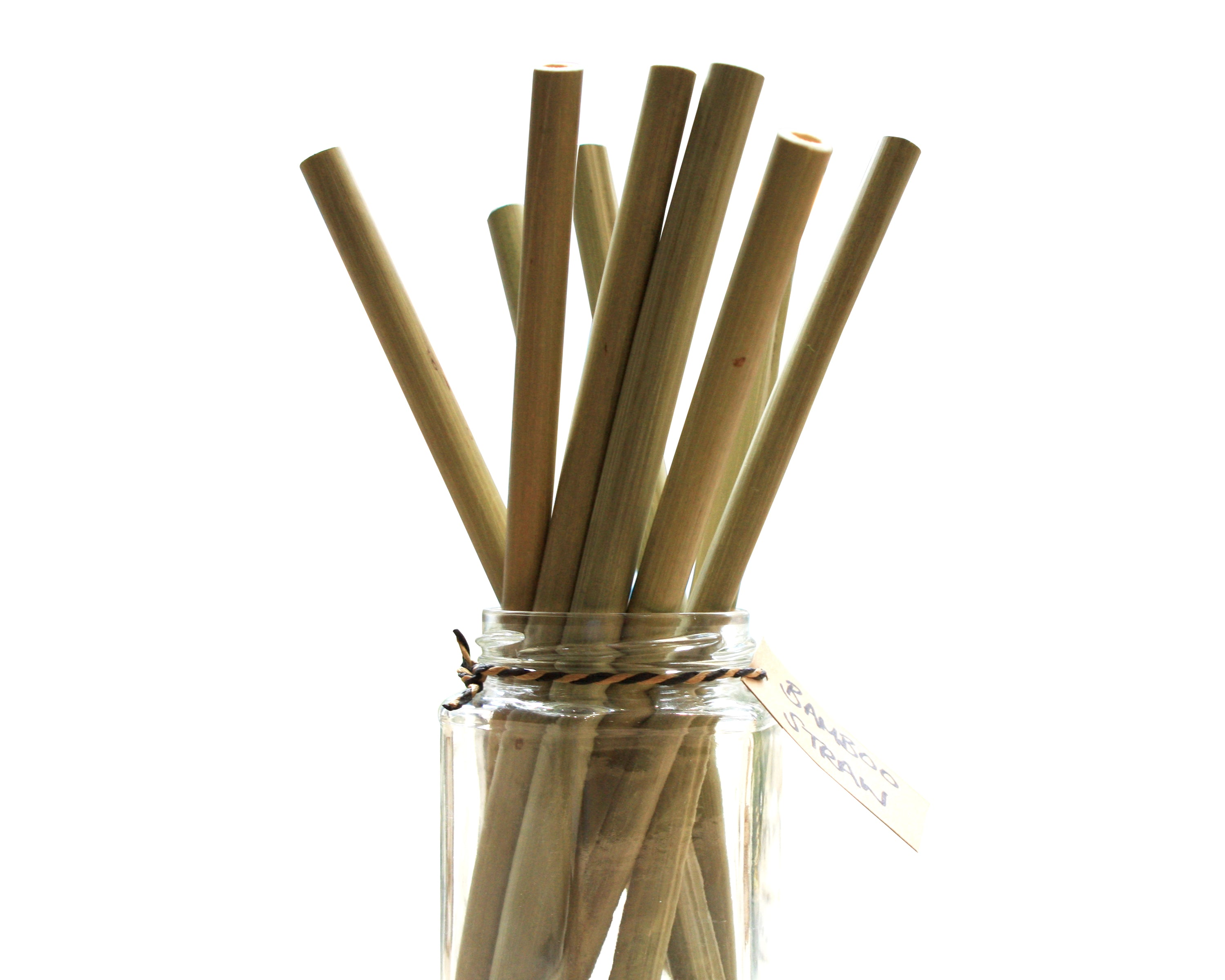 NADA - Bamboo Smoothie Straw - Foodsake