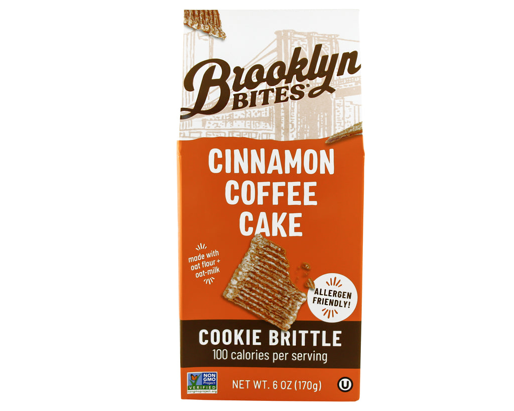 Brooklyn Bites - Cinnamon Coffee Cake (170g) - Foodsake