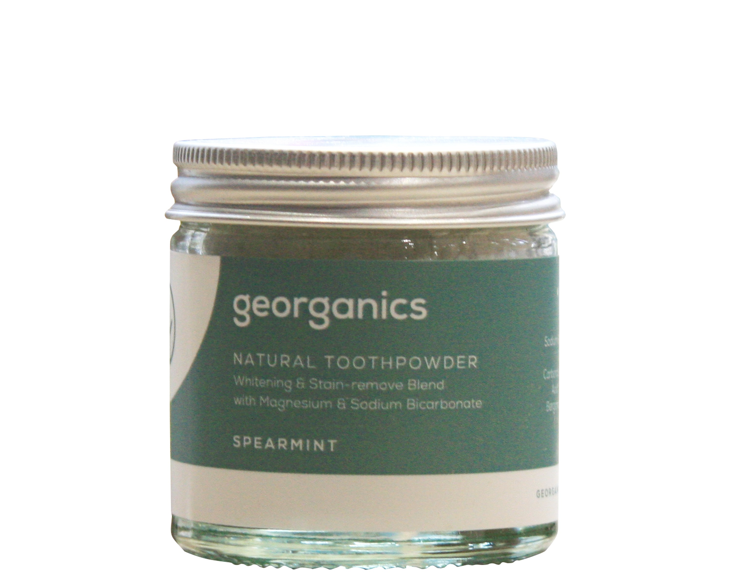 NADA - Natural Toothpaste English Peppermint (60ml) - Foodsake