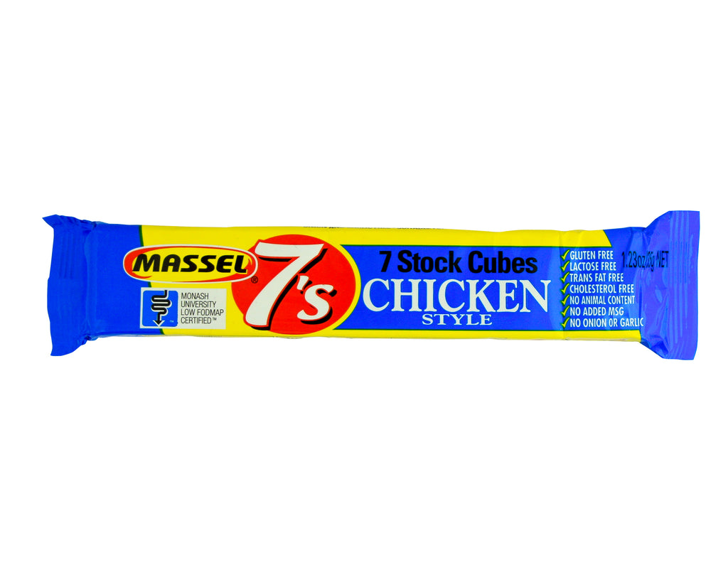 MASSEL 7's - Stock Cubes - Chicken Style (35g) - Foodsake