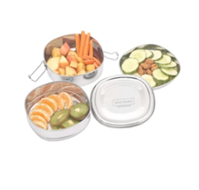 stainless steel lunch boxes with containers