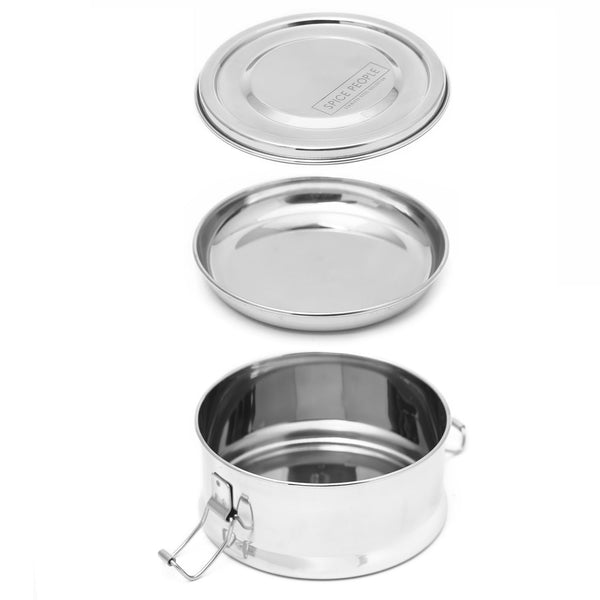 Plate Lock Tiffin Box - The Spice People