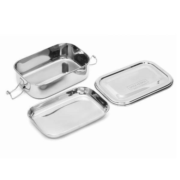 lunch containers stainless steel