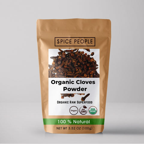 Organic Cloves powder